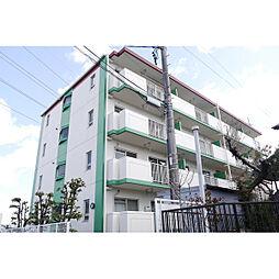 青山マンション[305号室]の外観