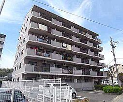 京都府京都市伏見区小栗栖森ヶ淵町の賃貸マンションの外観
