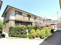 福岡県久留米市高良内町の賃貸アパートの外観