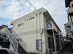 愛媛県松山市喜与町1丁目の賃貸アパートの外観