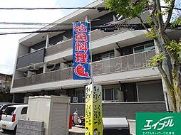 滋賀県大津市唐崎3丁目の賃貸マンションの外観