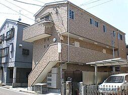 神奈川県川崎市川崎区渡田2丁目の賃貸マンションの外観