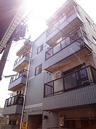 栄町グリーンハイツ[1階]の外観