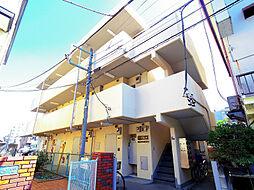 コーポ富士美[1階]の外観
