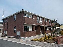 熊本電気鉄道 御代志駅 バス22分 大琳寺下車 徒歩13分の賃貸アパート