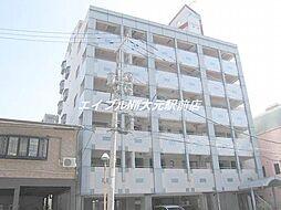ラ・メール東島田[3階]の外観