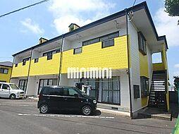 タカノハハイツ2号棟[2階]の外観