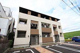 埼玉県三郷市三郷1丁目の賃貸アパートの外観