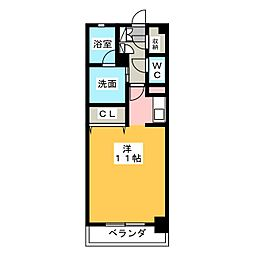 サンマリーノ[11階]の間取り