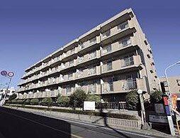 東京都小金井市中町2丁目の賃貸マンションの外観