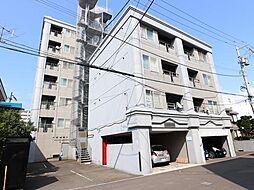 ルーデンスプレイス東札幌[606号室]の外観