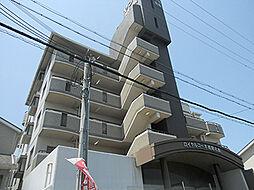 兵庫県姫路市北条梅原町の賃貸マンションの外観