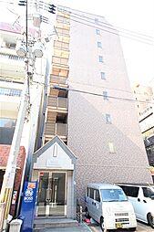 プレミアム新福島[2階]の外観