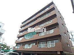 ハニリリカマンション[4階]の外観