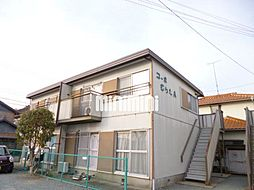 コーポむらたA[2階]の外観