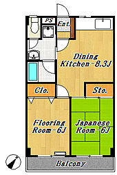 Break Area 1[3階]の間取り