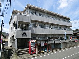 東京都八王子市めじろ台1丁目の賃貸マンションの外観
