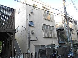 三原マンション[302号室]の外観