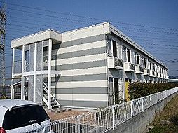 レオパレスレインボーランド[2階]の外観