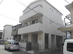 神奈川県横浜市神奈川区平川町の賃貸アパートの外観