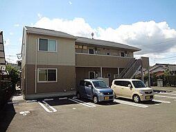 宮崎県宮崎市小戸町の賃貸アパートの外観