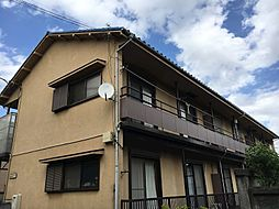 東京都三鷹市上連雀5丁目の賃貸アパートの外観