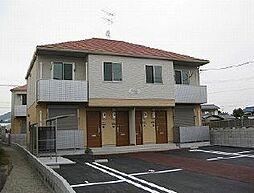 岡山県岡山市東区金岡東町1丁目の賃貸アパートの外観