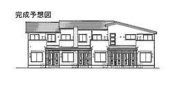 カーサ・カメリア松山インター[C202 号室号室]の外観
