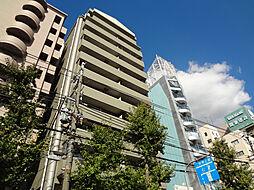 PLAISANT新神戸[6階]の外観