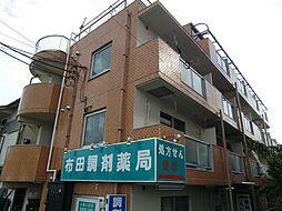 リバーモガミ[2階]の外観