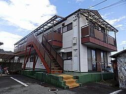 コーポ直江[203号室]の外観
