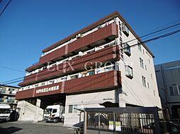 東京都立川市曙町1丁目の賃貸マンションの外観