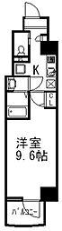東京都墨田区太平2丁目の賃貸マンションの間取り