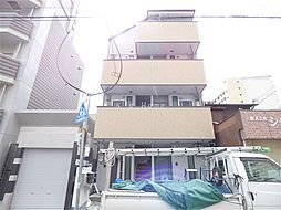 兵庫県神戸市中央区南本町通5丁目の賃貸アパートの外観