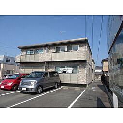 静岡県浜松市西区志都呂1丁目の賃貸アパートの外観