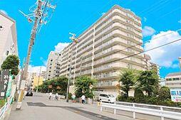 ユニハイム平野[11階]の外観