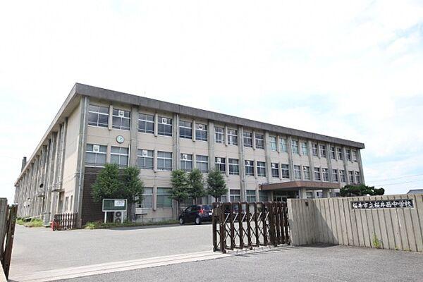 桜井西中学校(中学校)まで736m