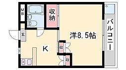 上郡駅 2.3万円