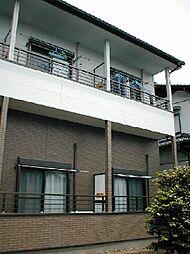 福田ハイツB館[2階]の外観