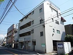 千葉県船橋市宮本4丁目の賃貸マンションの外観