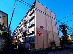 タウニー金子A[3階]の外観