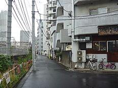 現況(前面道路)