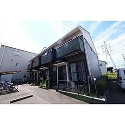 愛知県西尾市寺津1丁目の賃貸アパートの外観