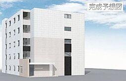 シャンブル湘南III[1階]の外観