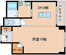 兵庫県神戸市兵庫区羽坂通3丁目の賃貸マンションの間取り