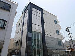 福岡県福岡市南区塩原3丁目の賃貸マンションの外観