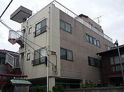 岩井マンション[302号室]の外観