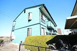 愛知県名古屋市中川区江松1の賃貸アパートの外観