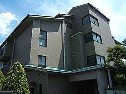 京都府京都市北区北野東紅梅町の賃貸マンションの外観