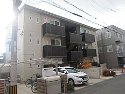 シャーメゾンクオーレ[1階]の外観